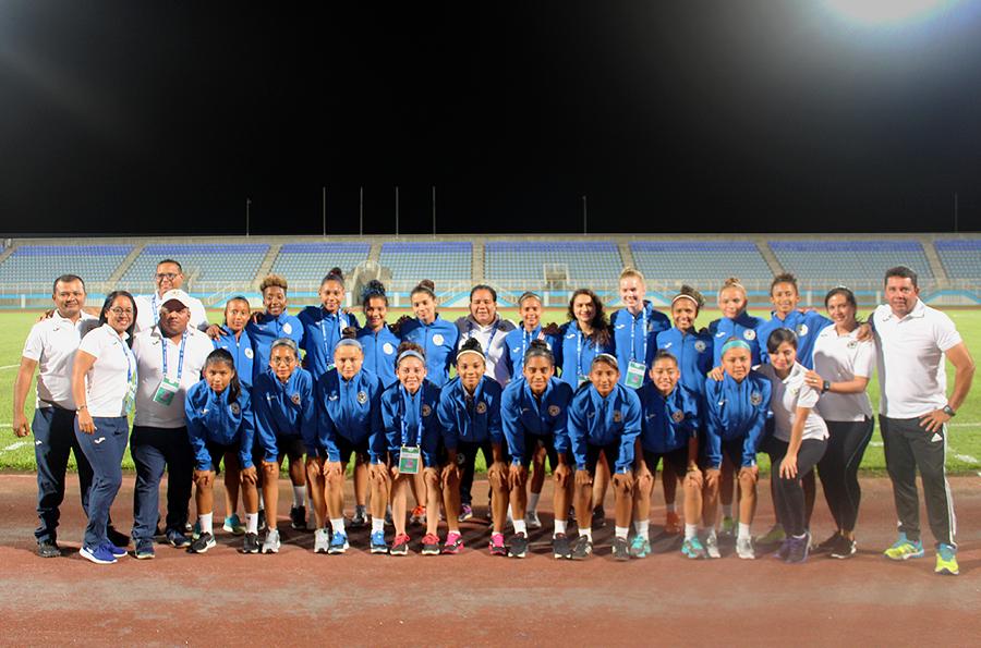 Tri Femenil arranca con goleada en Premundial Sub-20